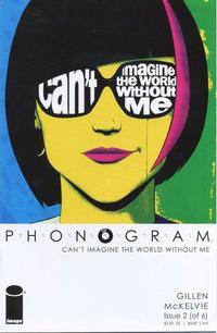 Cover Thumbnail for Phonogram (Image, 2006 series) #2