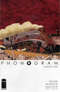 Cover Thumbnail for Phonogram (Image, 2006 series) #4