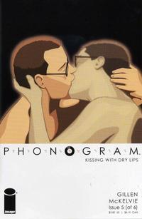Cover Thumbnail for Phonogram (Image, 2006 series) #5