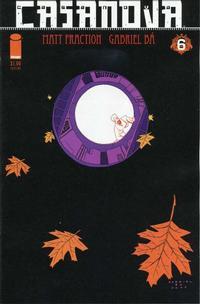 Cover Thumbnail for Casanova (Image, 2006 series) #6