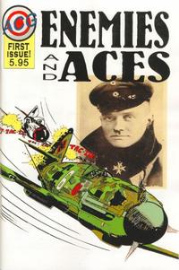 Cover Thumbnail for Enemies and Aces (Avalon Communications, 2002 series) #1