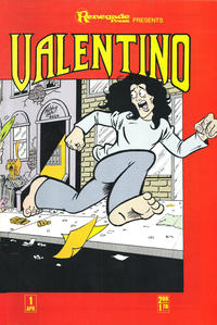 Cover Thumbnail for Valentino (Renegade Press, 1985 series) #1