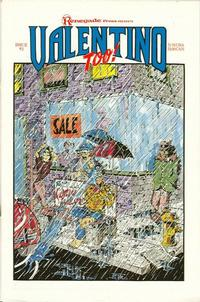 Cover Thumbnail for Valentino (Renegade Press, 1985 series) #2