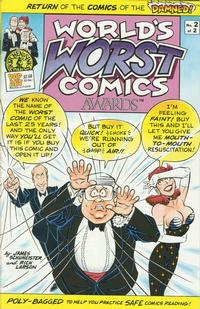 Cover for World's Worst Comics Awards (Kitchen Sink Press, 1990 series) #2