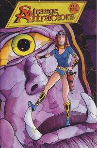 Cover Thumbnail for Strange Attractors (RetroGrafix, 1993 series) #12