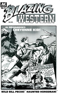 Cover Thumbnail for Blazing Western (AC, 1989 series) #2