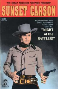 Cover Thumbnail for Great American Western (AC, 1987 series) #5