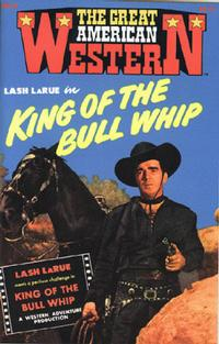 Cover Thumbnail for Great American Western (AC, 1987 series) #6