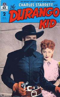 Cover Thumbnail for Durango Kid (AC, 1990 series) #2