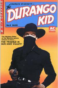 Cover Thumbnail for Durango Kid (AC, 1990 series) #3