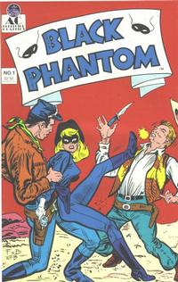 Cover Thumbnail for Black Phantom (AC, 1989 series) #1