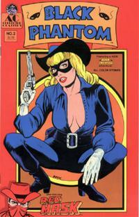 Cover Thumbnail for Black Phantom (AC, 1989 series) #2