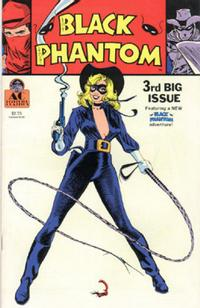 Cover Thumbnail for Black Phantom (AC, 1989 series) #3