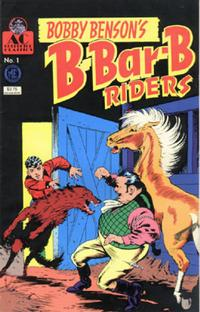 Cover Thumbnail for Bobby Benson's B-Bar-B Riders (AC, 1990 series) #1