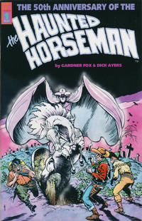 Cover Thumbnail for The Haunted Horseman (AC, 1999 series) #1