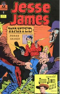 Cover Thumbnail for Jesse James (AC, 1990 series) #1