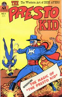 Cover Thumbnail for The Presto Kid (AC, 1989 series) #1