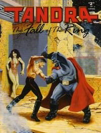 Cover Thumbnail for Tandra (Hanthercraft Publications, 1976 series) #12