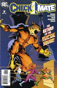 Cover Thumbnail for Checkmate (DC, 2006 series) #7