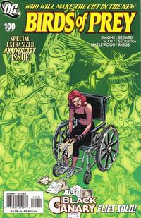 Cover Thumbnail for Birds of Prey (DC, 1999 series) #100