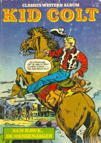 Cover Thumbnail for Kid Colt Album (Classics/Williams, 1975 series) #6