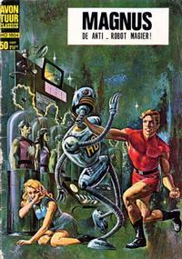 Cover Thumbnail for Avontuur Classics (Classics/Williams, 1966 series) #1804