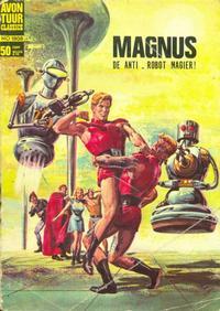 Cover Thumbnail for Avontuur Classics (Classics/Williams, 1966 series) #1808