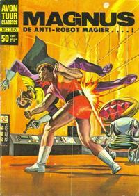 Cover Thumbnail for Avontuur Classics (Classics/Williams, 1966 series) #1829