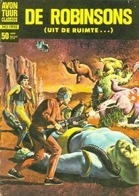 Cover Thumbnail for Avontuur Classics (Classics/Williams, 1966 series) #1832