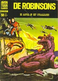 Cover Thumbnail for Avontuur Classics (Classics/Williams, 1966 series) #1841