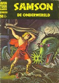 Cover Thumbnail for Avontuur Classics (Classics/Williams, 1966 series) #1842