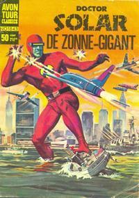 Cover Thumbnail for Avontuur Classics (Classics/Williams, 1966 series) #1843