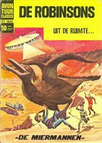 Cover Thumbnail for Avontuur Classics (Classics/Williams, 1966 series) #1846