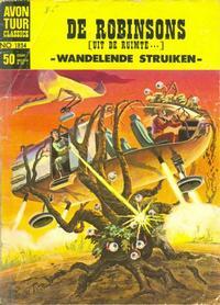 Cover Thumbnail for Avontuur Classics (Classics/Williams, 1966 series) #1854