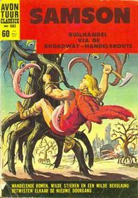 Cover Thumbnail for Avontuur Classics (Classics/Williams, 1966 series) #1883