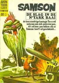 Cover Thumbnail for Avontuur Classics (Classics/Williams, 1966 series) #1893