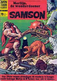 Cover Thumbnail for Avontuur Classics (Classics/Williams, 1966 series) #18111