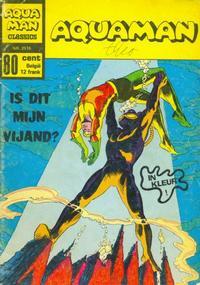 Cover Thumbnail for Aquaman Classics (Classics/Williams, 1969 series) #2516
