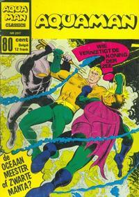 Cover Thumbnail for Aquaman Classics (Classics/Williams, 1969 series) #2517