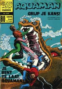 Cover for Aquaman Classics (Classics/Williams, 1969 series) #2520