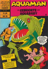 Cover Thumbnail for Aquaman Classics (Classics/Williams, 1969 series) #2536
