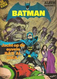 Cover Thumbnail for Batman Album (Classics/Williams, 1979 series) #1