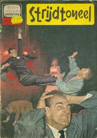 Cover Thumbnail for Beeldscherm Detective (Classics/Williams, 1962 series) #702