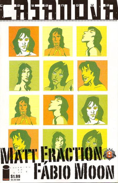 Cover for Casanova (Image, 2006 series) #8