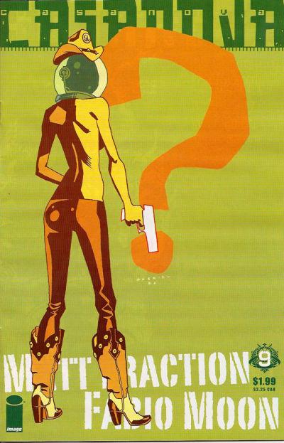 Cover for Casanova (Image, 2006 series) #9