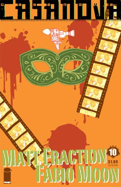 Cover for Casanova (Image, 2006 series) #10
