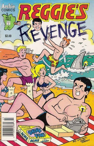 Cover for Reggie's Revenge! (Archie, 1994 series) #2