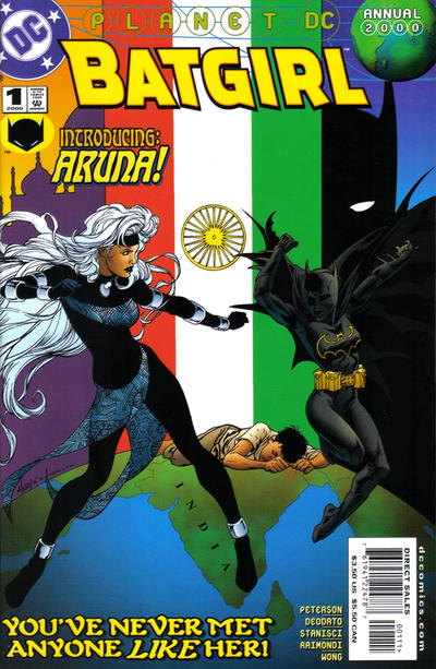 Cover for Batgirl Annual (DC, 2000 series) #1