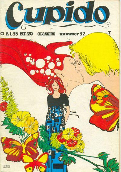 Cover for Cupido Classics (Classics/Williams, 1972 series) #32