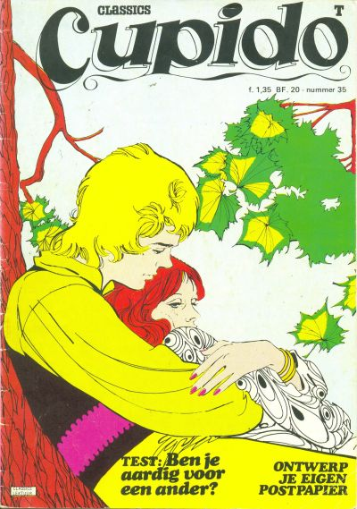 Cover for Cupido Classics (Classics/Williams, 1972 series) #35